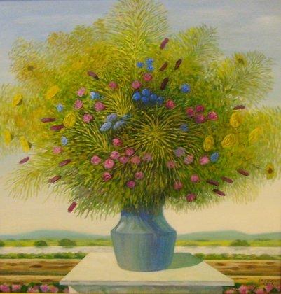 Цветы полей