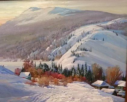 Гора Аджигардак.