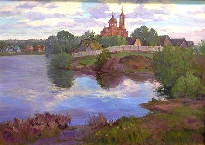 Храм  в Нагаево